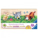 Ravensburger-03203 My First Wooden Puzzles