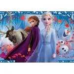 Ravensburger-05009 2 Puzzles - La Reine des Neiges II