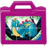 Ravensburger-05139 Puzzle Cube - Les Créatures Fantastiques