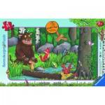 Ravensburger-05225 Puzzle Cadre - The Gruffalo