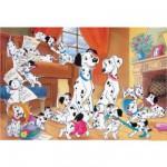 Ravensburger-05351 Puzzle Géant - Les 101 Dalmatiens