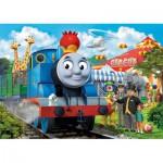 Ravensburger-05387 Puzzle Géant de Sol - Thomas le Train