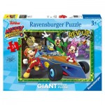 Ravensburger-05524 Puzzle Géant de Sol - Mickey