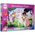 Puzzle  Ravensburger-05556 Pièces XXL - Nella