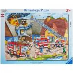 Ravensburger-06092 Puzzle Cadre - Faites couler l'Eau!