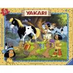 Ravensburger-06137 Puzzle Cadre - Yakari