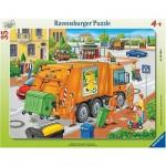 Puzzle  Ravensburger-06346 Collecte des déchets