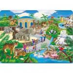 Puzzle  Ravensburger-06661 Visite du zoo
