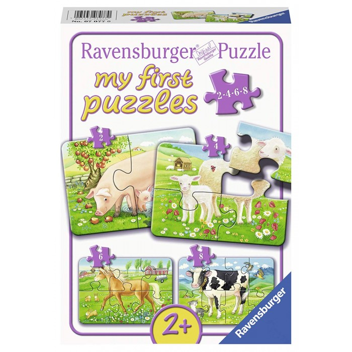 9 Puzzles - My First Puzzles