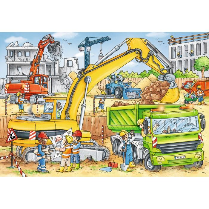 2 Puzzles - Construction