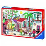 Puzzle  Ravensburger-08623 Kardemomme by