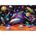 Puzzle  Ravensburger-08782 Espace