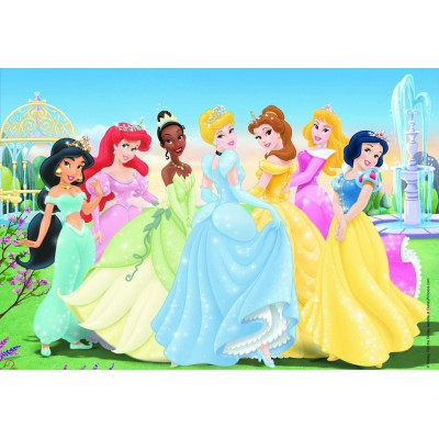Puzzle Ravensburger-08872 Princesses Disney