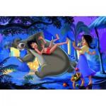 Ravensburger-08894 2 Puzzles - Le Livre de la Jungle