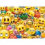 Ravensburger-09788 Puzzle Géant de Sol - Emoji