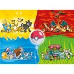Puzzle  Ravensburger-10035 Pièces XXL - Pokémon