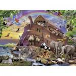 Puzzle  Ravensburger-10038 Pièces XXL - Arche de Noë