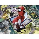 Puzzle  Ravensburger-10042 Pièces XXL - Spider-Man