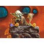 Puzzle  Ravensburger-10046 Pièces XXL - Star Wars