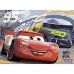 Puzzle  Ravensburger-10047 Pièces XXL - Cars 3