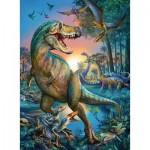 Puzzle  Ravensburger-10052 Pièces XXL - Dinosaures