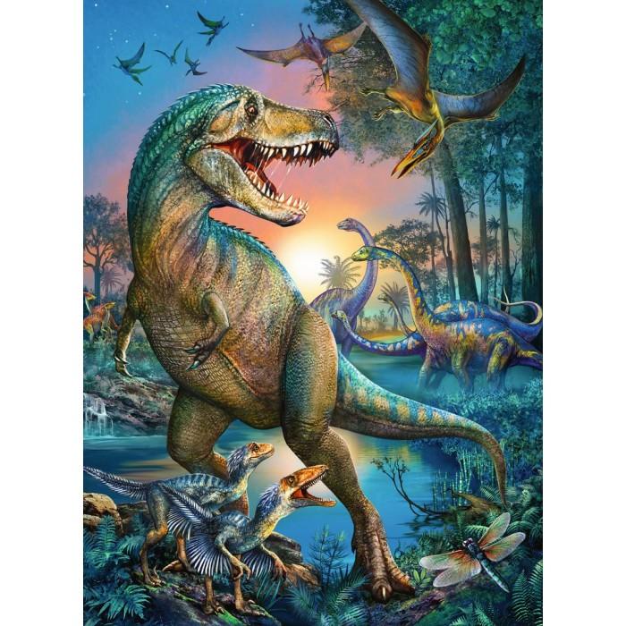Pièces XXL - Dinosaures