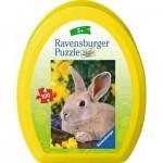 Puzzle  Ravensburger-10406 Oeuf de Pâques