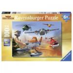 Puzzle  Ravensburger-10537 Pièces XXL - Disney Planes