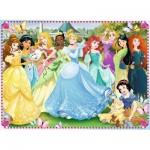 Puzzle  Ravensburger-10570 Pièces XXL - Disney Princess