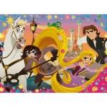Puzzle  Ravensburger-10750 Pièces XXL - Disney Tangled