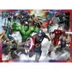 Puzzle  Ravensburger-10771 Pièces XXL - Avengers