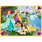 Puzzle  Ravensburger-10775 Pièces XXL - Disney Princess