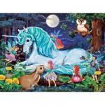 Puzzle  Ravensburger-10793 Pièces XXL - La forêt magique