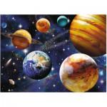 Puzzle  Ravensburger-10904 Pièces XXL - Space