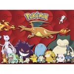 Puzzle  Ravensburger-10934 Pièces XXL - Pokemon