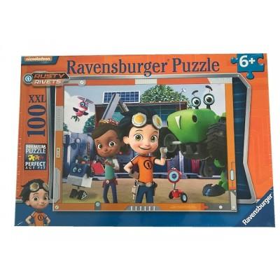 Puzzle Ravensburger-10937 Pièces XXL - Rusty Rivets