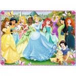 Puzzle  Ravensburger-10938 Pièces XXL - Disney Princess