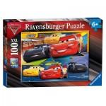 Puzzle  Ravensburger-10961 Pièces XXL - Cars 3