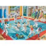 Puzzle  Ravensburger-10968 Pièces XXL - Arts Martiaux