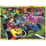 Puzzle  Ravensburger-10974 Pièces XXL - Mickey