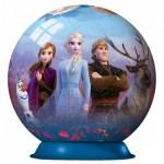 Ravensburger-11142 Puzzle 3D - Frozen II