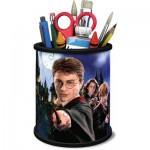 Ravensburger-11154 Puzzle 3D - Pot à Crayons - Harry Potter (TM)