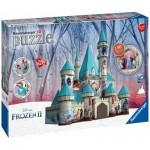 Ravensburger-11156 Puzzle 3D - Frozen II