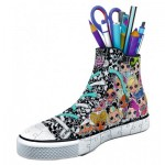 Ravensburger-11163 Puzzle 3D - Sneaker - LOL