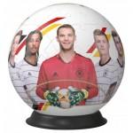 Ravensburger-11181 Puzzle Ball 3D - Die Mannschaft