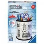 Ravensburger-11226 Puzzle 3D - Sneacker - Prague