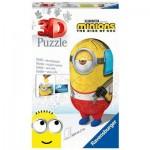 Ravensburger-11228 Puzzle 3D - Minions