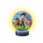 Ravensburger-11842 Puzzle 3D avec LED - Pat' Patrouille