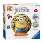 Ravensburger-12161 Puzzle 3D - Minions