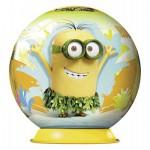 Ravensburger-12170 Minions - 3D Puzzle-Ball
